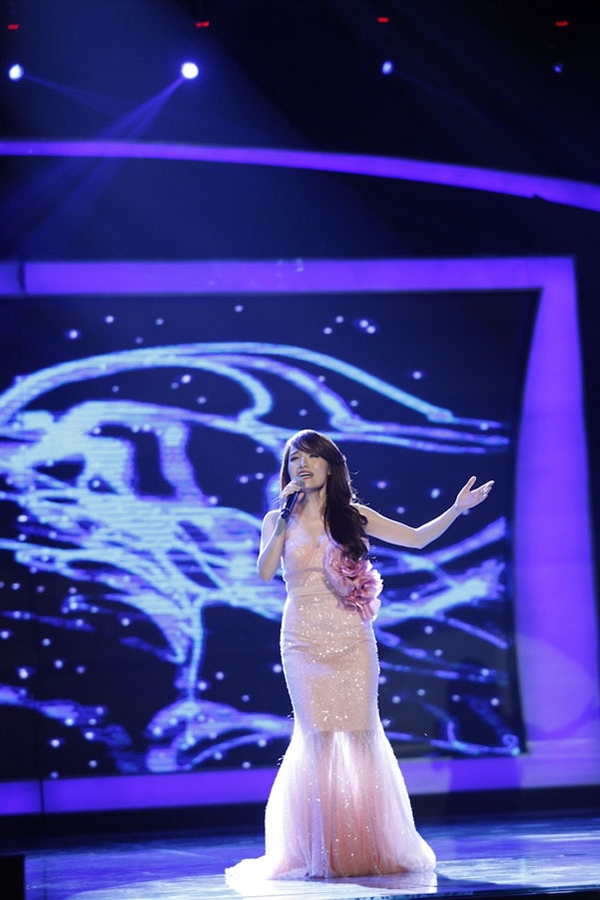 Nhật Thủy và Hành trình chinh phục ngôi vị quán quân Vietnam Idol 2013