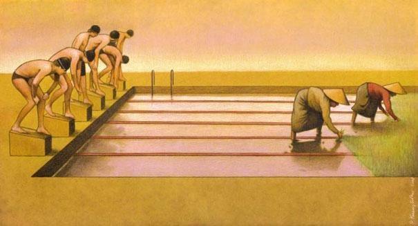 Lặng người những hình ảnh khắc họa cuộc sống hiện thực đáng suy ngẫm