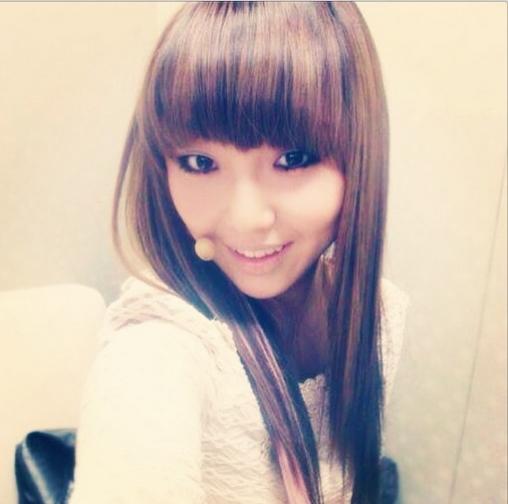 Min (Miss A)khoe hình cô để tóc dài cực nữ tính