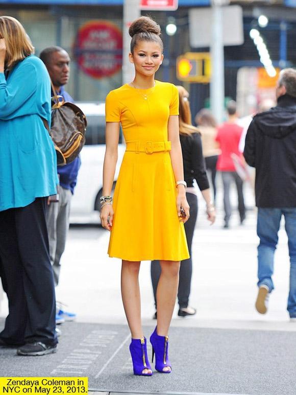 4 biểu tượng thời trang mới nổi của Hollywood