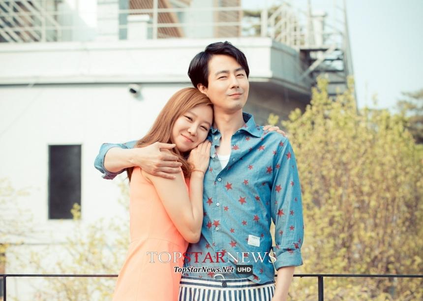 Hai nhân vật chính của bộ phim Gong Hyo Jin và Jo In Sung