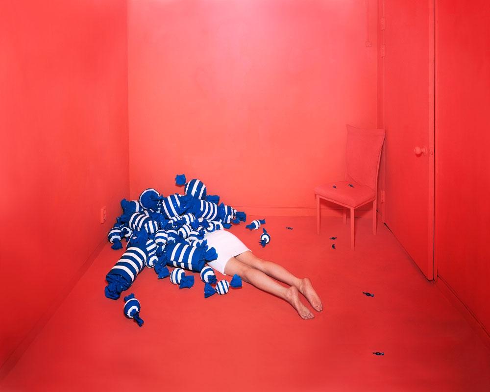 Stage of mind - Ám ảnh, mê hoặc bộ ảnh siêu thực hoàn toàn không sử dụng photoshop