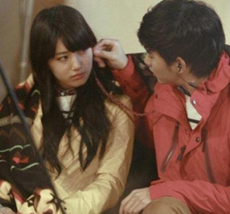 Kim Soo Hyun và Suzy
