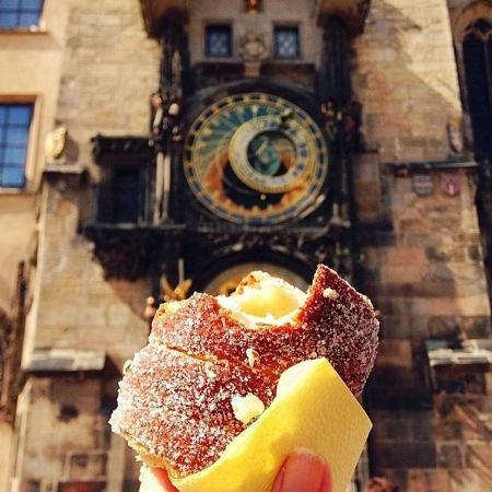 Món bánh ngọt truyền thống, Praha, Cộng hòa Séc