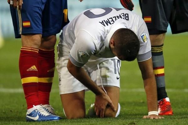 Trận đấu thủ tục khiến Real tổn thất đáng kể.