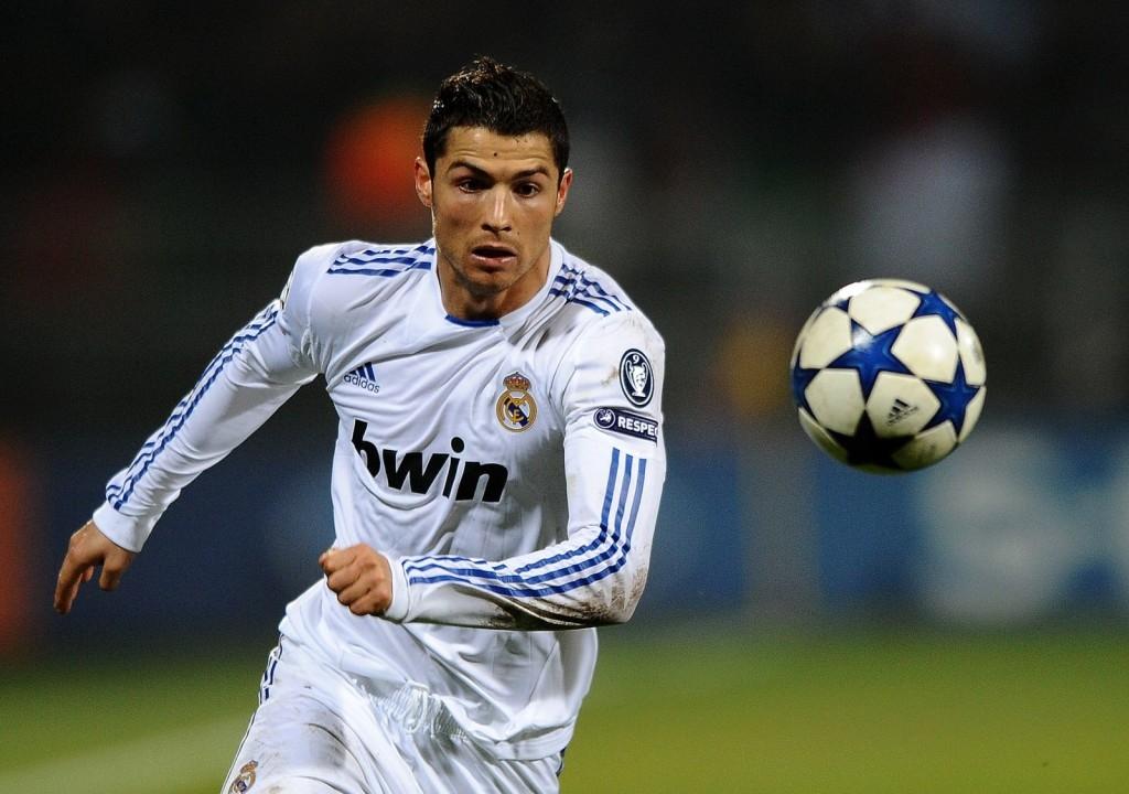 Ronaldo là niềm hy vọng của Real trên mọi đấu trường.