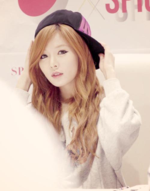 HyunA (19,4%)