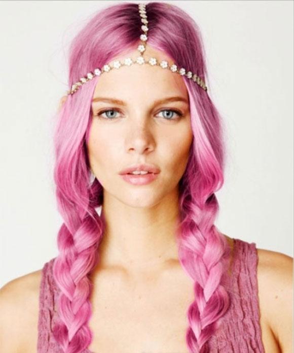 Màu của hoa Lavender Tím