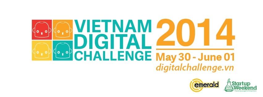 Vietnam Digital Challenge 2014 - Cơ hội lớn cho bạn trẻ đam mê sáng tạo và công nghệ