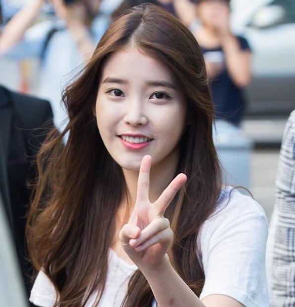 IU là người đem đến sức mạnh cho Jiyeon