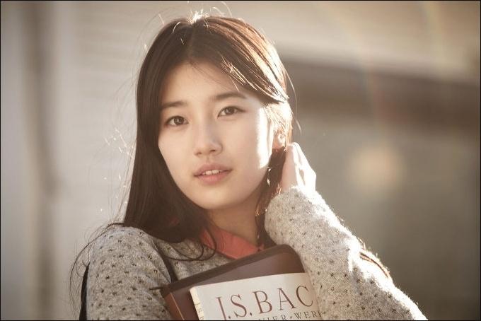 Hình ảnh Suzy trong phim điện ảnh đầu tiên