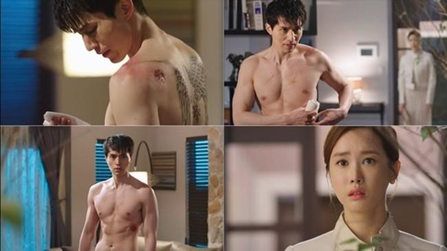 Bộ đôi Lee Dong Wook và Lee Da Hee vừa 'nối lại tình xưa' sau thành công của Cô em họ bất đắc dĩ nhiều năm trước. Trong phim Hotel King, Lee Dong Wook vào vai chàng tổng giám đốc khách sạn Cha Jae Wan lạnh lùng nhưng lại có sức hút mãnh liệt với phái nữ.