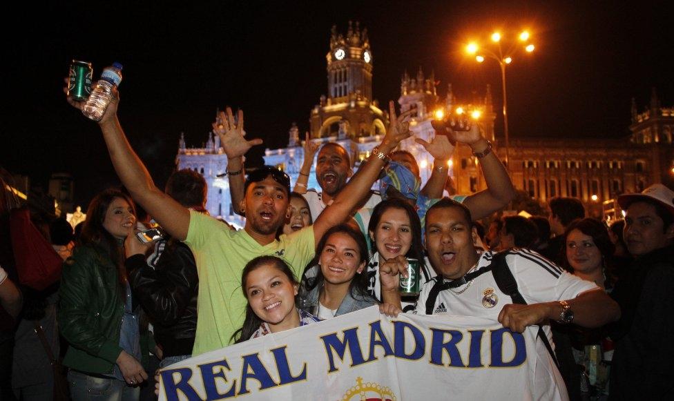 Các Madridista phải chờ 12 năm để có khoảnh khắc này