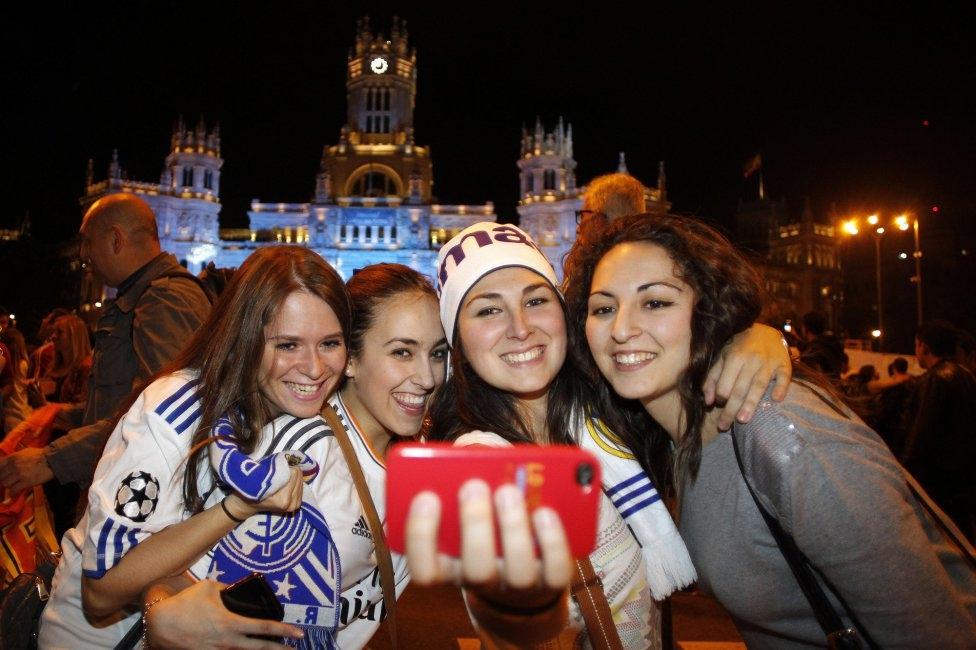 Thật hạnh phúc khi là CĐV của Real Madrid, đội bóng vĩ đại nhất Champions League