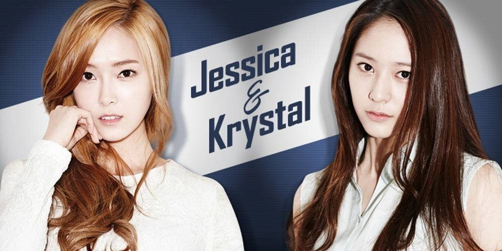 Krystal chọc ghẹo Jessica trên truyền hình