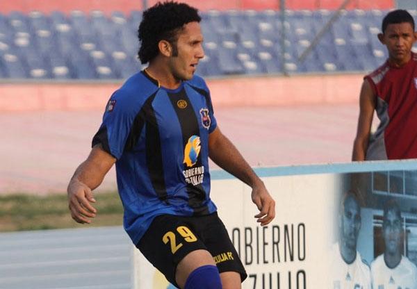 Johnny Perozo- cựu cầu thủ của CLB Zulia