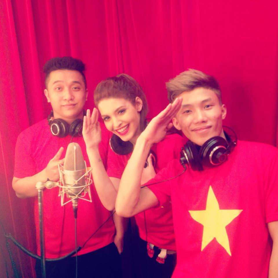 Bộ ba Yanbi - Andrea và MrT cũng tham gia vào dự án âm nhạc vô cùng ý nghĩa này - Tin sao Viet - Tin tuc sao Viet - Scandal sao Viet - Tin tuc cua Sao - Tin cua Sao