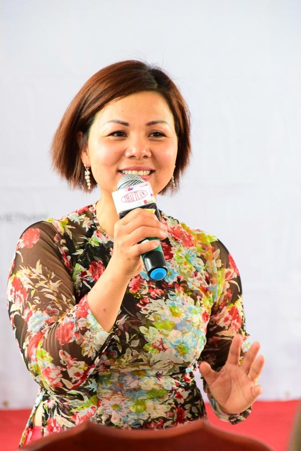 Chuyên viên kỹ năng sống – team building Bình Chi đánh giá cao nét đẹp nữ sinh miền Tây