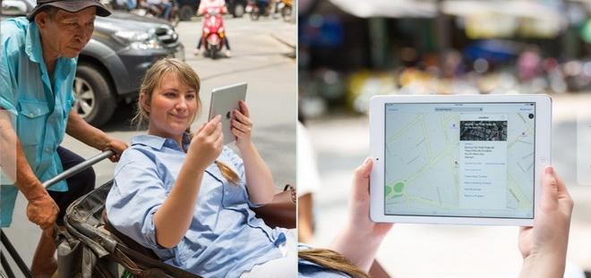 Đất nước và con người Việt Nam xuất hiện nên thơ trong quảng cáo iPad Air của Apple