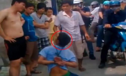 Người Sài Gòn: Bắt trộm nhưng không đánh, cho uống nước