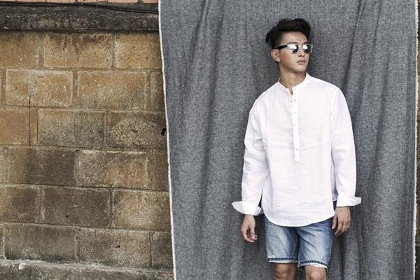 Ai bảo thời trang nam là nhàm chán với áo sơ-mi?