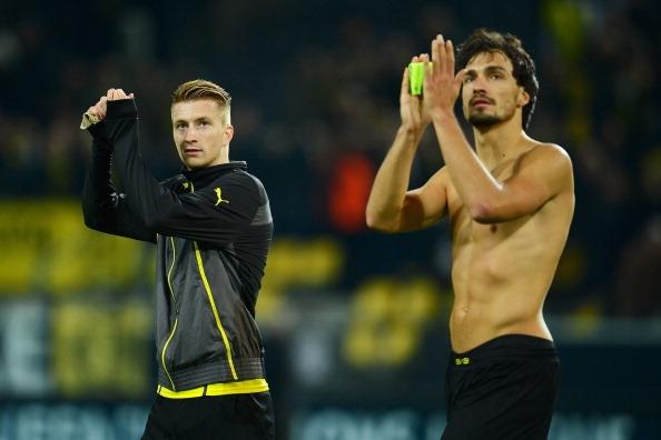 Marco Reus và Mats Hummels là 2 trong 4 mục tiêu Van Gaal quyết tâm chiêu mộ