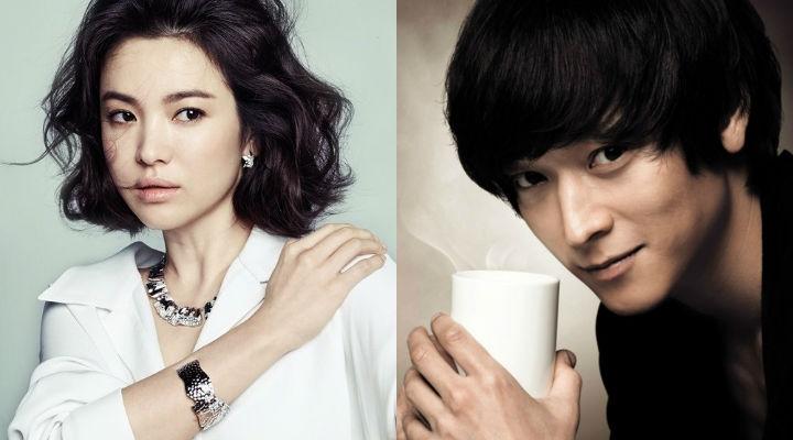 Nghi án Song Hye Kyo hẹn hò với Kang Dong Won