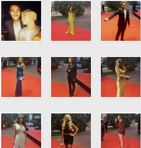 Hình ảnh các sao xuất hiện trên thảm đỏ WMA tại Monaco. - Tin sao Viet - Tin tuc sao Viet - Scandal sao Viet - Tin tuc cua Sao - Tin cua Sao