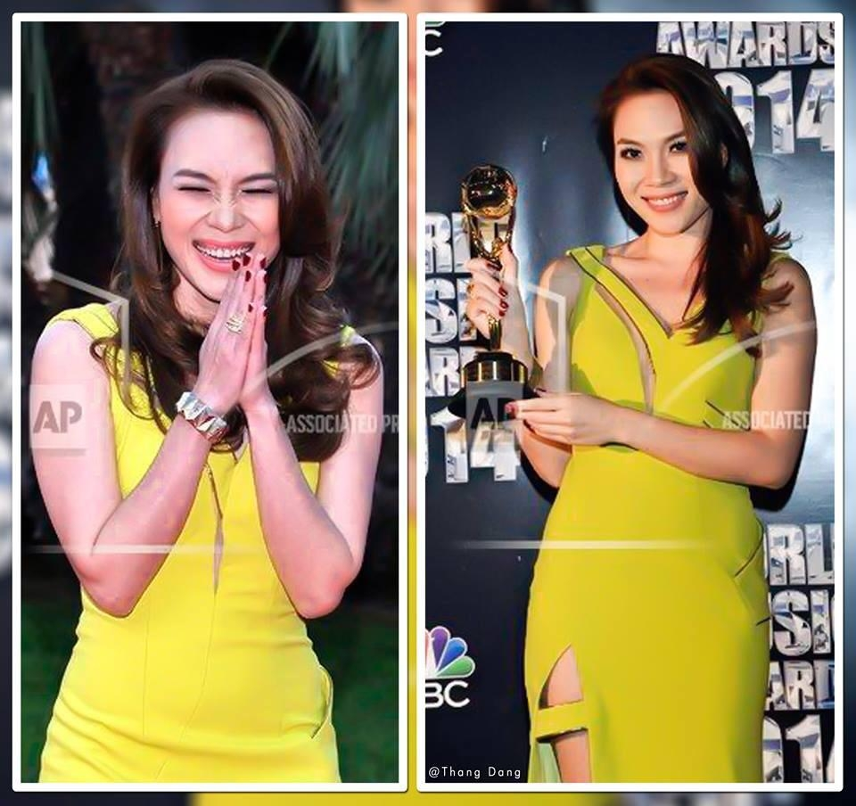 Mỹ Tâm giành giải Nghệ sĩ có album bán chạy nhất tại WMA - Tin sao Viet - Tin tuc sao Viet - Scandal sao Viet - Tin tuc cua Sao - Tin cua Sao