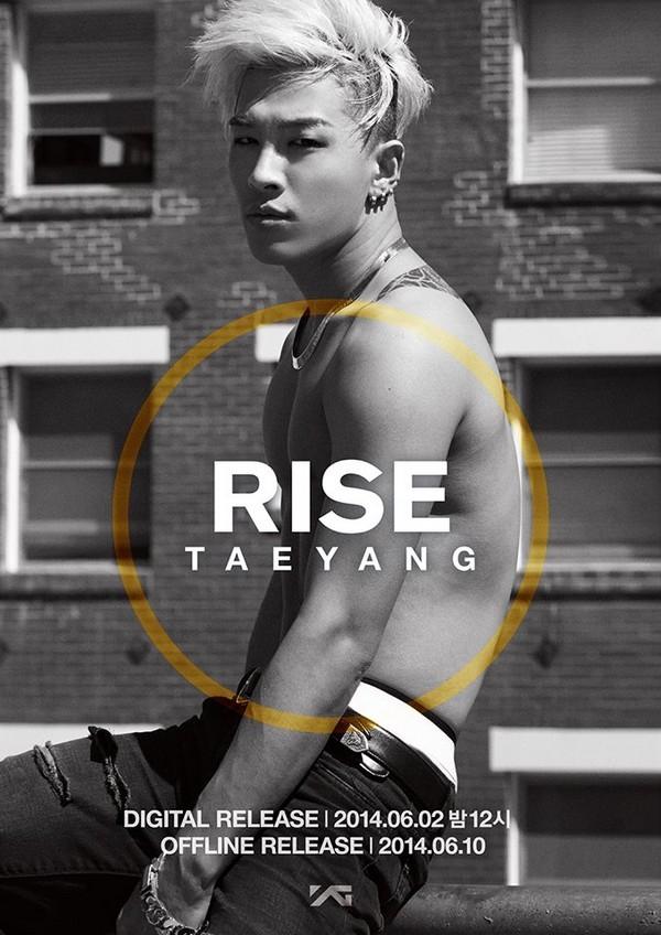 Taeyang nam tính và phong trần với hình tượng mới