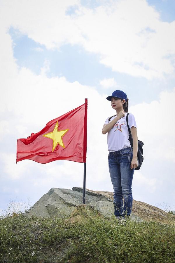 """Minh Hằng cùng Hồ Vĩnh Khoa """"ghi dấu"""" Việt Nam từ rừng xuống biển - Tin sao Viet - Tin tuc sao Viet - Scandal sao Viet - Tin tuc cua Sao - Tin cua Sao"""