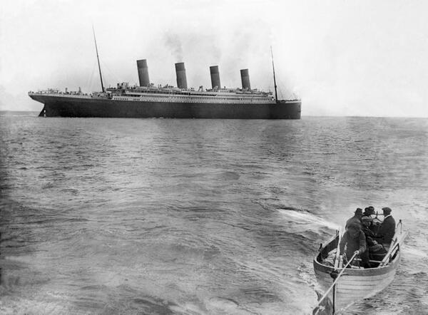 Những bức ảnh quý hiếm về lịch sử