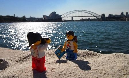 Cảng Sydney, Úc
