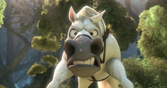 10 nhân vật phụ hút khách nhất trong phim hoạt hình
