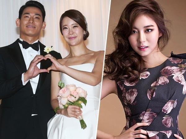 Baek Ji Young ghen tỵ với cô nàng Uee xinh đẹp của After School.