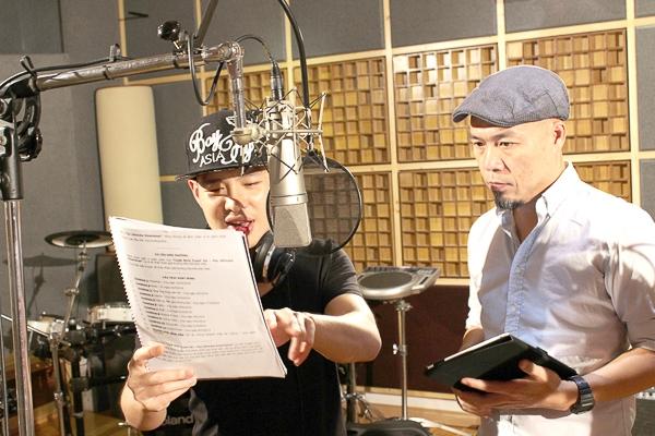 """Hoàng Hải khoe """"giọng mái"""" với hit của Hoàng Tôn và Yanbi - Tin sao Viet - Tin tuc sao Viet - Scandal sao Viet - Tin tuc cua Sao - Tin cua Sao"""