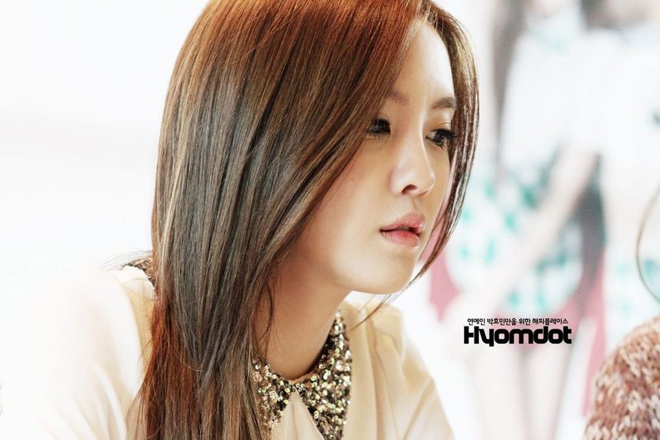Hyomin mong được nhận lời chúc sinh nhật từ Lee Hyori