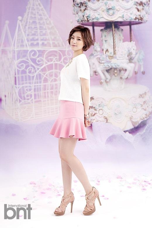 Taecyeon và Kim Soo Hyun là mẫu người lý tưởng của Eunjung (T-ara)