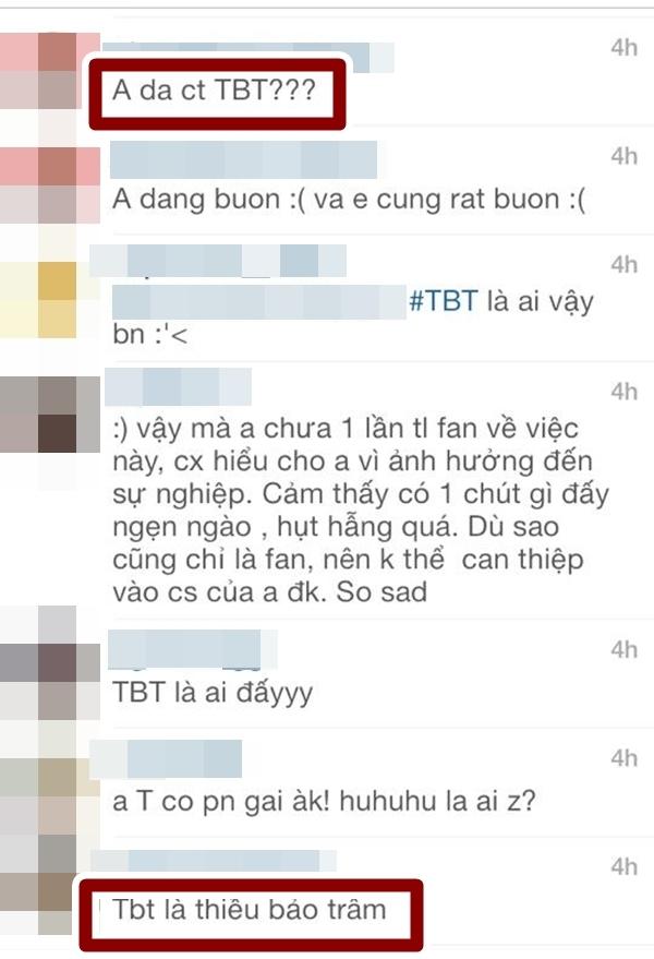 Nghi án Sơn Tùng M-TP chia tay bạn gái tin đồn Thiều Bảo Trâm