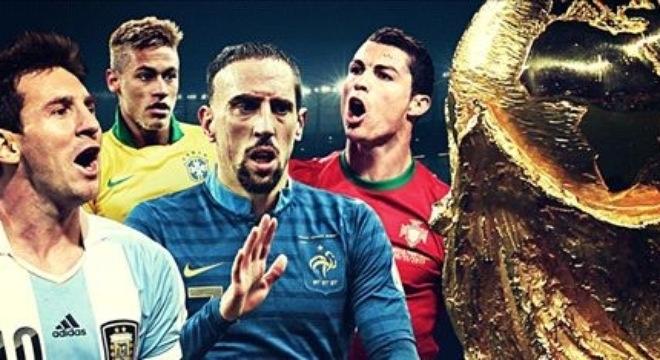 Những ngôi sao được kỳ vọng sẽ tỏa sáng tại World Cup 2014