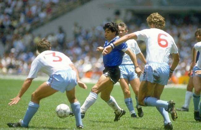 Diego Maradona và World Cup 1986