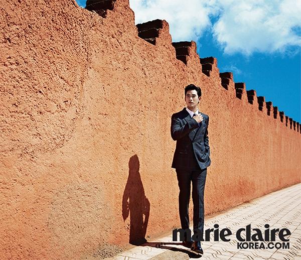 Sao Hàn thi nhau đi du lịch trên tạp chí tháng 5