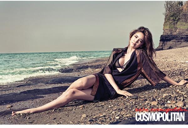 Lee Tae im - Cosmopolitan