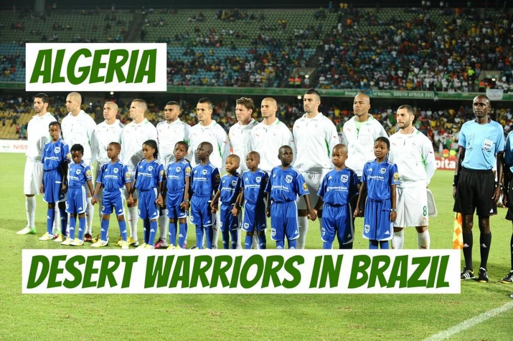 Những chiến binh sa mạc tại Brazil