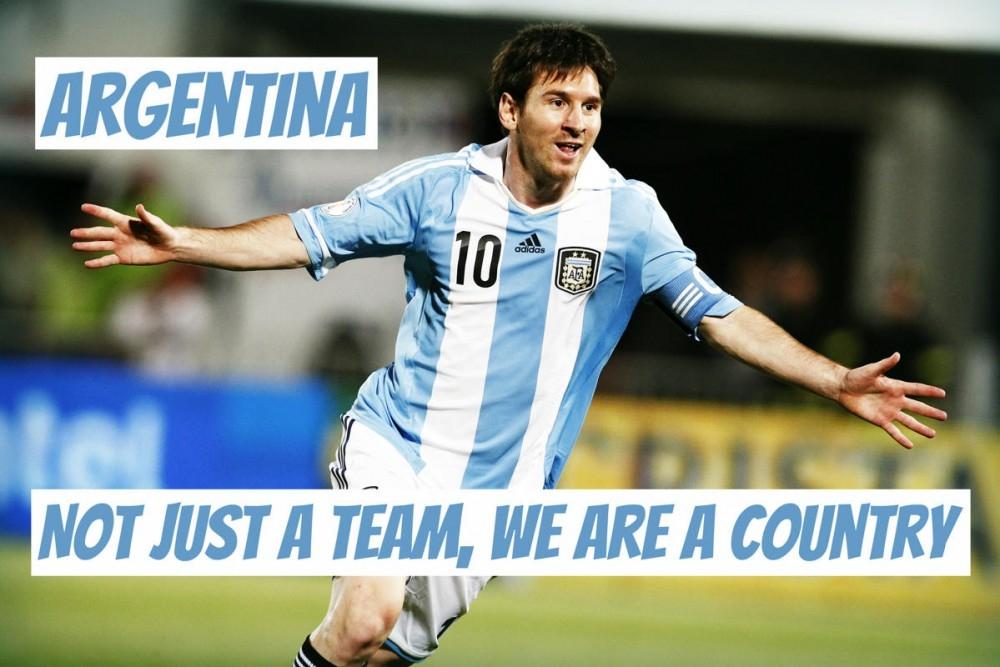 Không chỉ là một đội bóng, chúng tôi là một đất nước