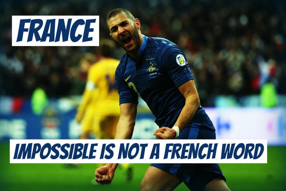 Người Pháp không thể nói không!