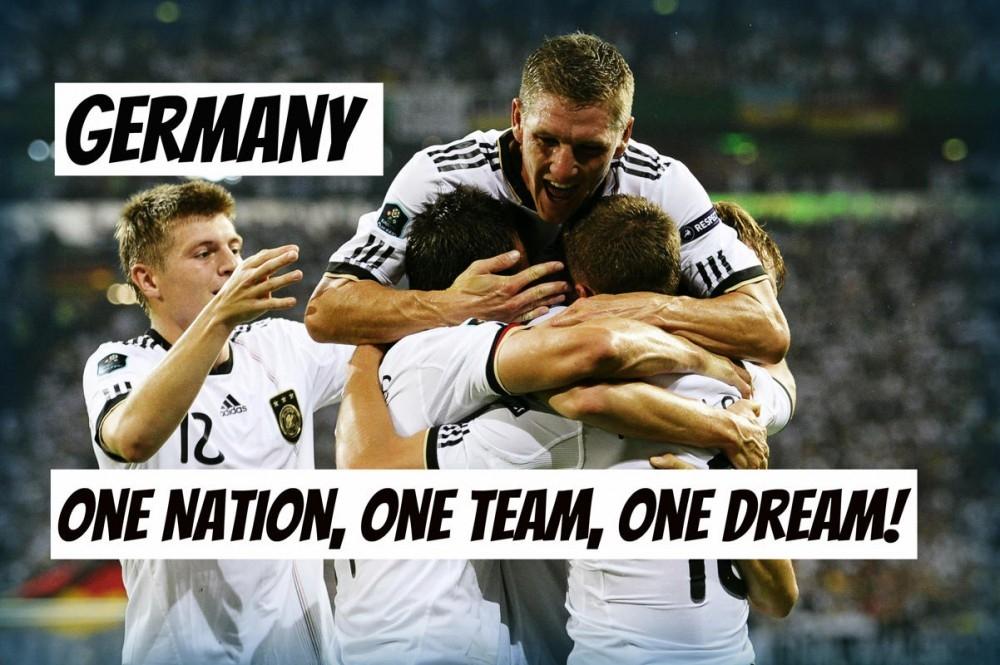 Một quốc gia, một đội tuyển, một giấc mơ!