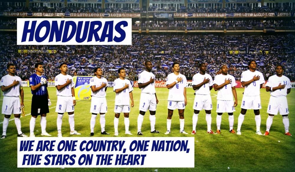 Chúng ta là một đất nước, một quốc gia, 5 sao trên trái tim!