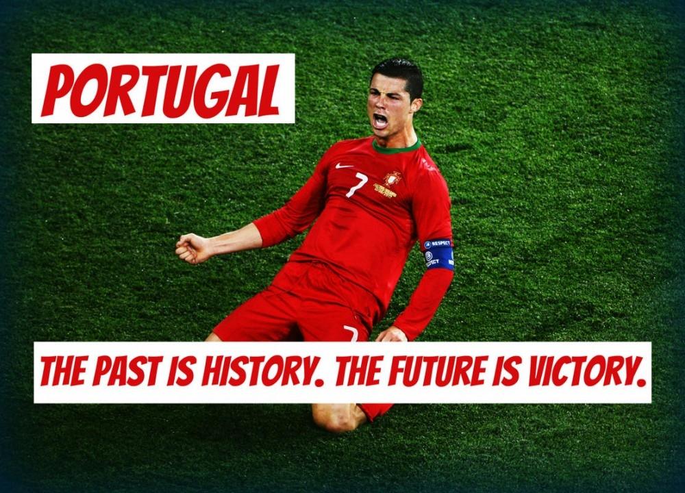 Quá khứ là lịch sử, tương lai là chiến thắng!