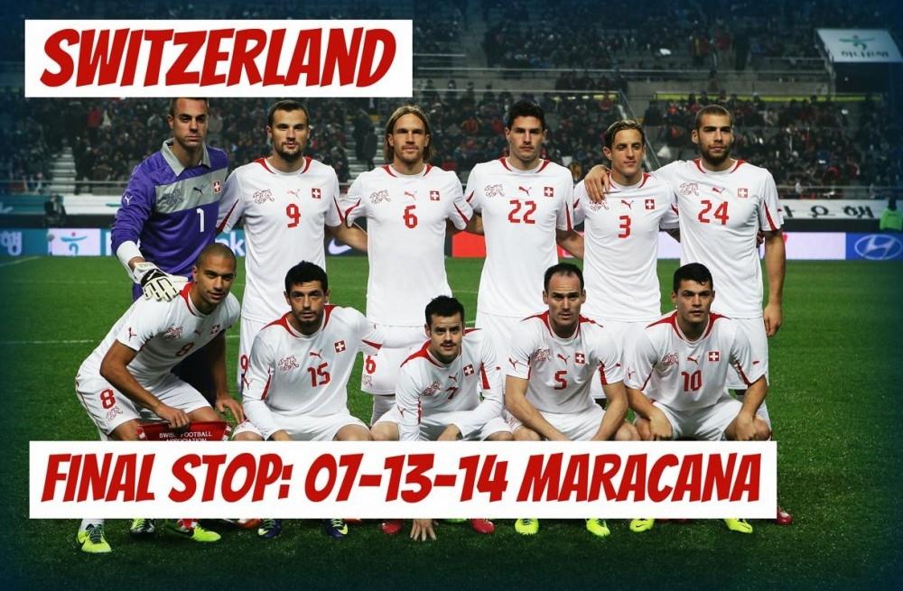 Điểm dừng cuối: 13/7/2014 Maracana!